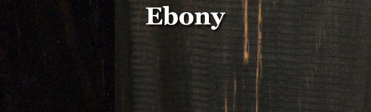 gabon ebony wood