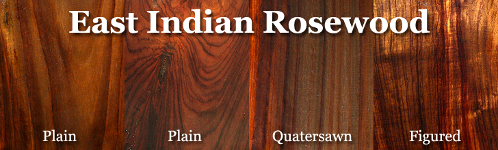 east indian rosewood wood