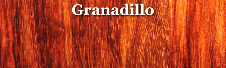 granadillo wood