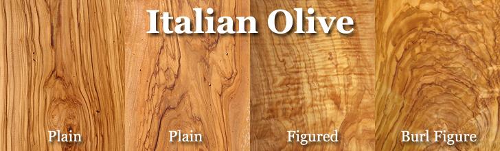 italian olive wood