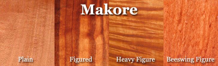 makore wood