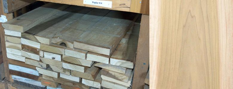 Poplar Lumber – Hearne Hardwoods