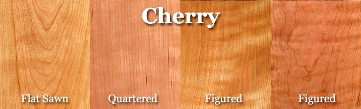 cherry wood