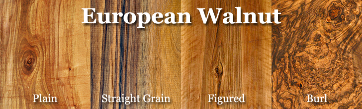 french walnut wood