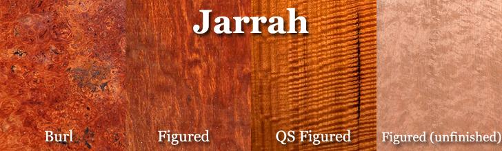 jarrah wood