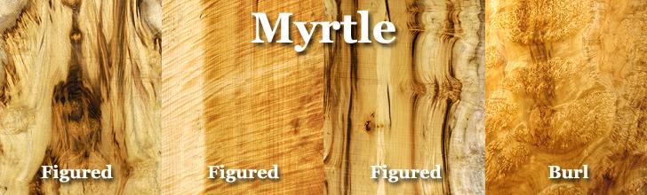 myrtle wood