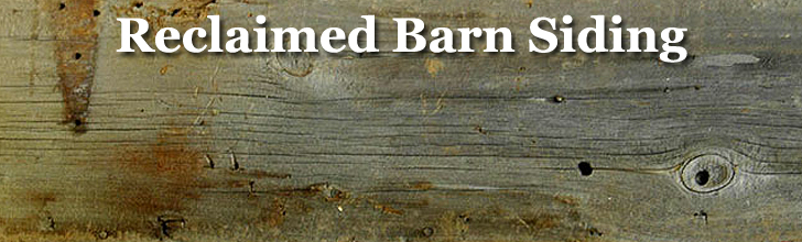 reclaimed barn siding lumber