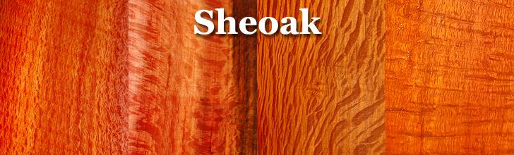 sheoak wood