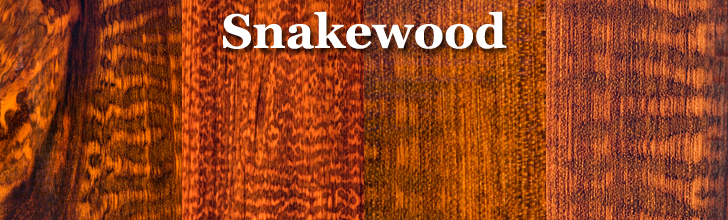 snakewood wood