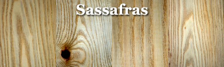 sassafras wood