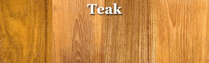 burmese teak wood