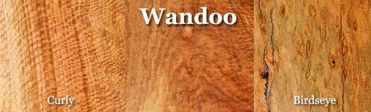 wandoo wood