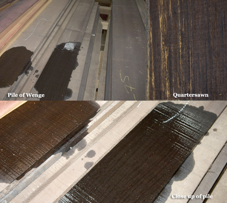 wenge sample images