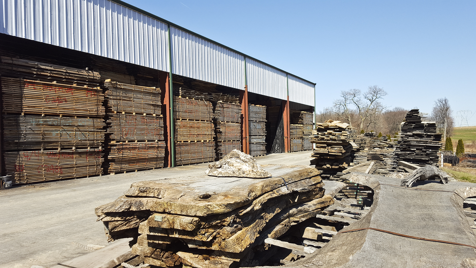 Buy figured wood, exotic lumber, book-matched boards, table top slabs, burls, guitar sets and more at Hearne Hardwoods Inc.